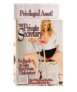 Private Secretary Inflatable Love Doll ~ SE1945-01